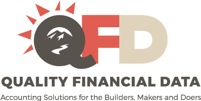 Quality Financial Data  Logo